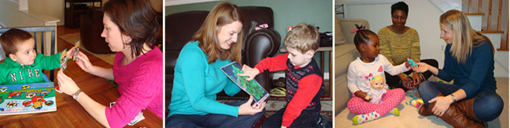speech therapist fairfax virginia
